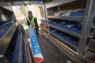 ASSET Rail doet onderhoud PGO gebied Dordrecht