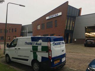 ASSET Rail onderhoudt straks PGO Brabant