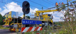 Hybride Stormobiel maakt einde aan ronkende diesel op het spoor